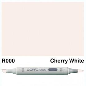 R000 Copic Ciao Cherry White