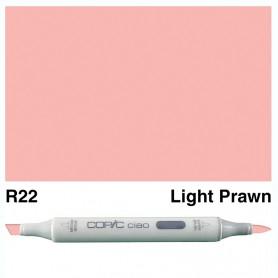 R22 Copic Ciao Light Prawn