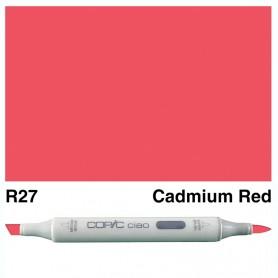 R27 Copic Ciao Cadmium Red