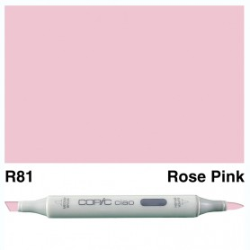 R81 Copic Ciao Rose Pink