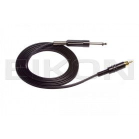 RCA Connector cord - 1,82 m - Black Wire