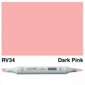 RV34 Copic Ciao Dark Pink