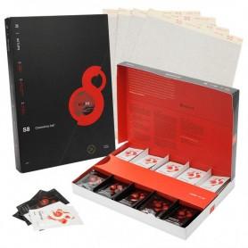 S8 Red Stencil Kit (25x25x25)