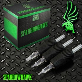 SPARROWHAWK MAGNUM CLOSED 05 - 25MM 20pz