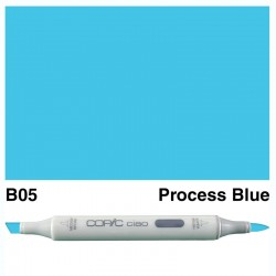 B05 Copic Ciao Process Blue