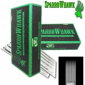 SparrowHawk Needles 09 MAG 0,35mm Long Taper - Exp05/25