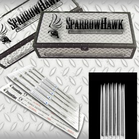 SparrowHawk Needles 11 CM 0,35mm Long Taper - Exp12/21 %%%