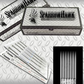 SparrowHawk Needles 17 MAG 0,30mm XLong Bugpin - Exp12/21%%%