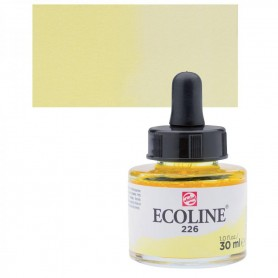 Talens - Ecoline 226 Pastel Yellow 30ml
