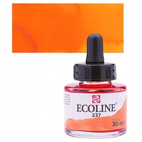 Talens - Ecoline 237 Deep Orange 30ml