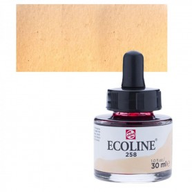 Talens - Ecoline 258 Apricot 30ml