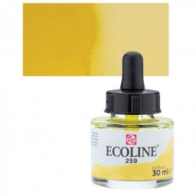 Talens - Ecoline 259 Sand Yellow 30ml