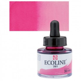 Talens - Ecoline 361 Light Rose 30ml