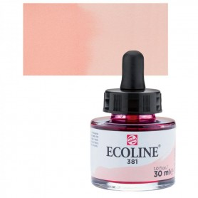Talens - Ecoline 381 Pastel Red 30ml