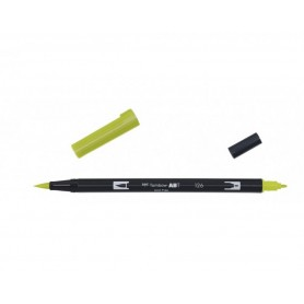 Tombow Dual brush 126 colore LIGHT OLIVE