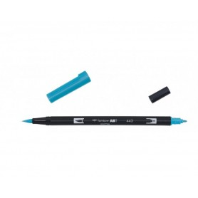 Tombow Dual brush 443 colore TURQUOISE