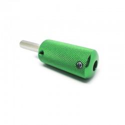 Grip in alluminio B - Green 22mm