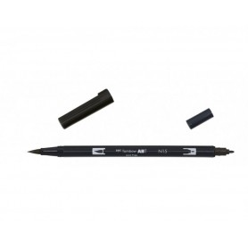 Tombow Dual brush N15 colore BLACK
