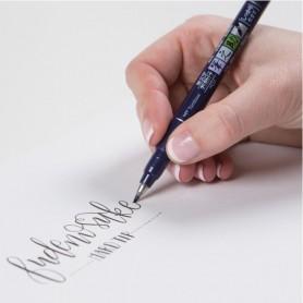 Tombow Marker calligrafico Nero