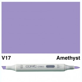 V17 Copic Ciao Amethyst