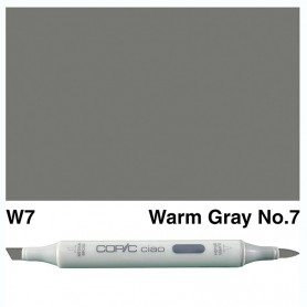 W-7 Copic Ciao Warm Gray No.7