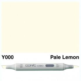 Y000 Copic Ciao Pale Lemon