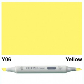 Y06 Copic Ciao Yellow