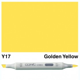 Y17 Copic Ciao Golden Yellow