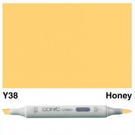 Y38 Copic Ciao Honey