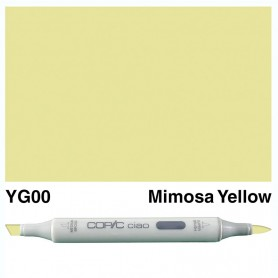 YG00 Copic Ciao Mimosa Yellow