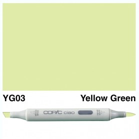 YG03 Copic Ciao Yellow Green
