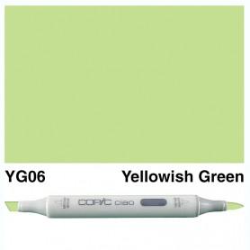 YG06 Copic Ciao Yellowish Green
