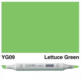 YG09 Copic Ciao Lettuce Green