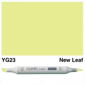 YG23 Copic Ciao New Leaf