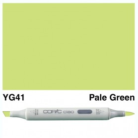 YG41 Copic Ciao Pale Cobalt Green