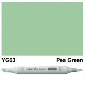 YG63 Copic Ciao Pea Green