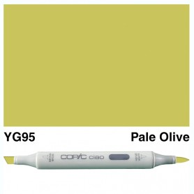 YG95 Copic Ciao Pale Olive