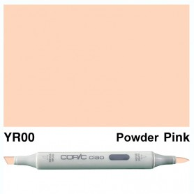 YR00 Copic Ciao Powder Pink