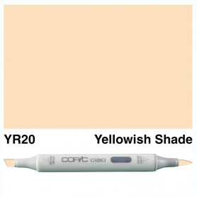 YR20 Copic Ciao Yellowish Shade