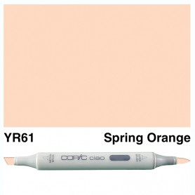 YR61 Copic Ciao Spring Orange