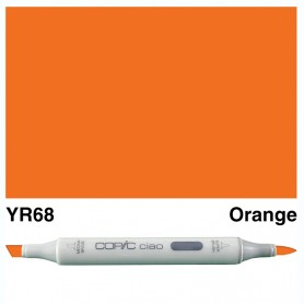 YR68 Copic Ciao Orange