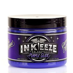 INK-EEZE Purple Glide 180ml (6oz)
