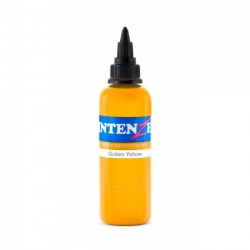 Intenze Ink 30ml - GOLDEN YELLOW