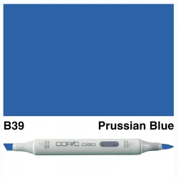 B39 Copic Ciao Prussian Blue