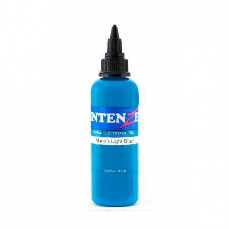 Intenze Ink 30ml - MARIO\'S LIGHT BLUE