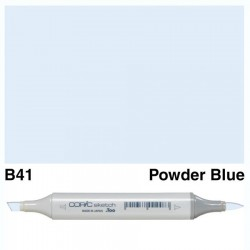 B41 Copic Sketch Bright Powder Blue