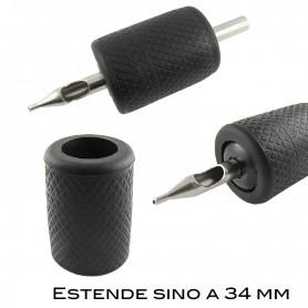 Copri Grip Black Soft In gomma Autoclavabile in silicone 34mm