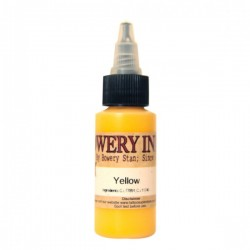 Intenze Inks 30ml -  Bowery YELLOW