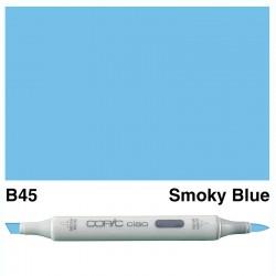 B45 Copic Ciao Smoky Blue