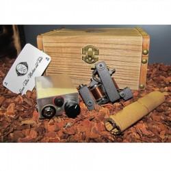 KIT Omen Tattoo Machine and Tools